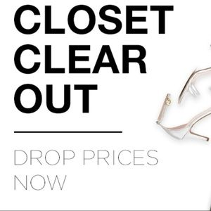 Denim - Closet Clear out Sale! Prices Dropped